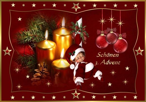 Schönen 3.Advent Bilder